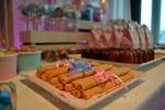 candy bar, wesele