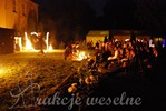 teatr ognia - fire show - wesele - atrakcje weselne