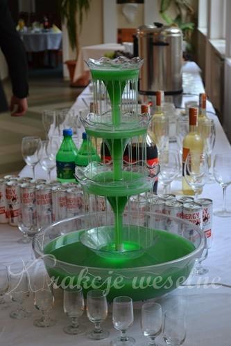 fontanna alkoholowa