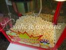 maszyna do popcornu i wata cukrowa